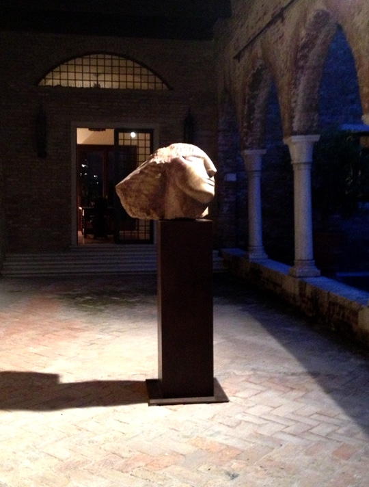 Emily Young, Venice Biennale